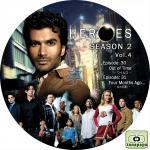 HEROES Season2 Vol.4