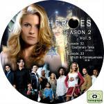 HEROES Season2 Vol.5