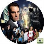 HEROES Season2 Vol.6