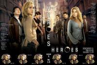 HEROES Season1 Complete Jacket1
