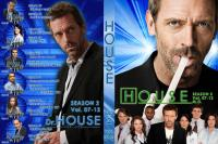 Dr.HOUSE Season2 Complete Jacket