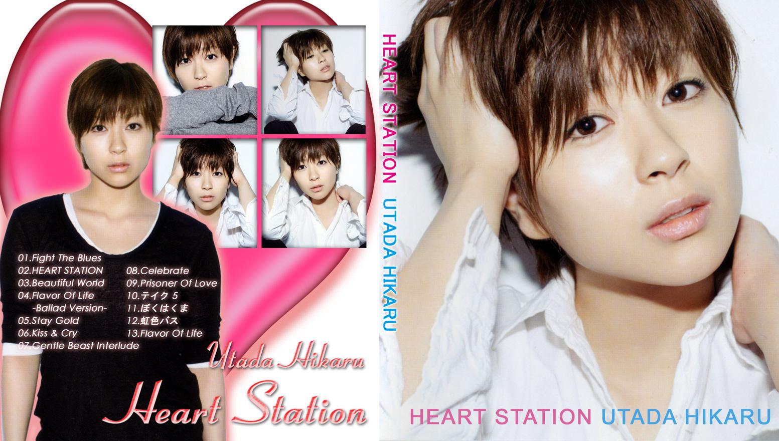 Utada Hikaru Heart Station HEART STATION/宇多�...