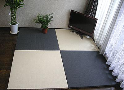 カラー置き畳 2