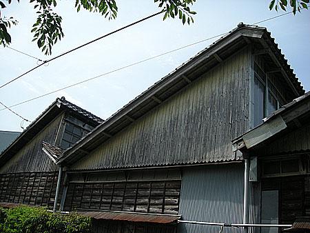 のこぎり屋根1