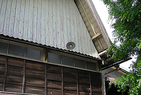 のこぎり屋根2
