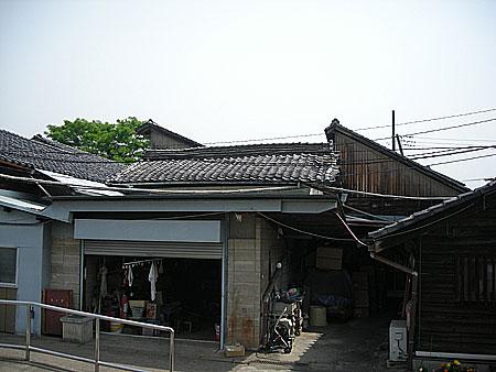のこぎり屋根4