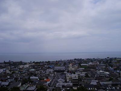 090604天守閣風景2