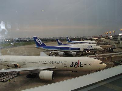 090611福岡空港