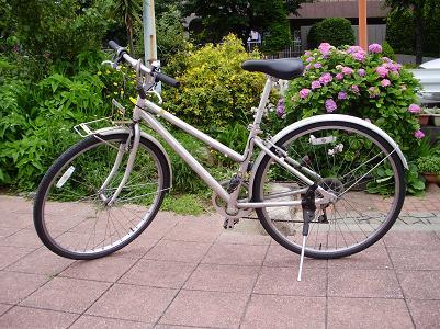090626クロスバイク