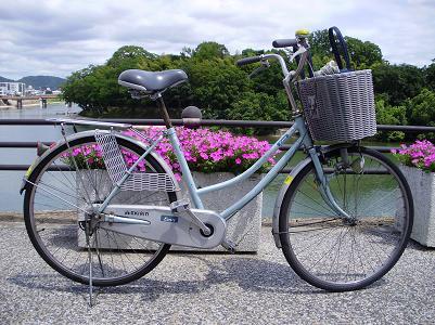 090803自転車