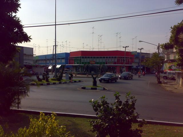タイ鉄道 バンポン駅09
