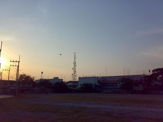 タイ 凧揚げ03