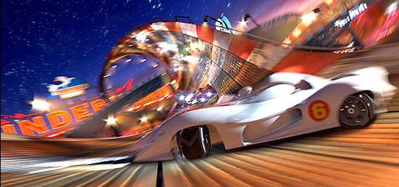 スピード・レーサー2