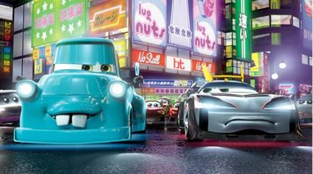 メーターの東京レース