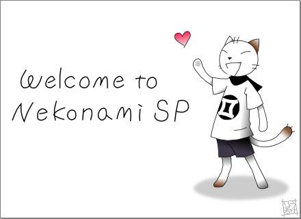 Welcome to Nekonami SP