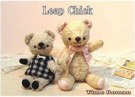 Leap Chickさま
