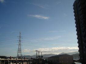 福岡の朝!