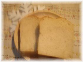 黒糖食パン☆
