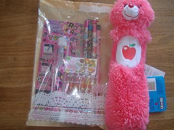 姫のプレゼント・・・