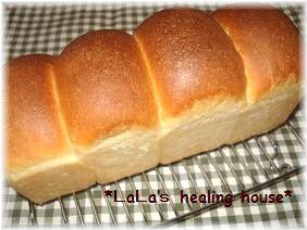 牛乳食パン♪
