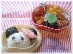 パンダ弁当☆