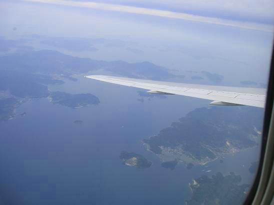 2009.5.20瀬戸内の島々
