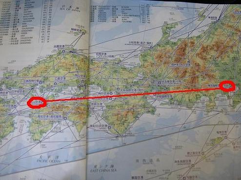 2009.5.20JAL飛行地図