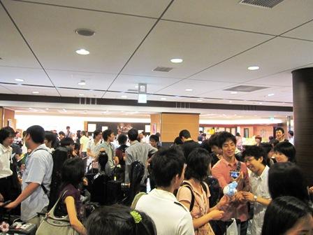 2009.8.1東京駅