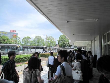 2009.8.1新富士駅