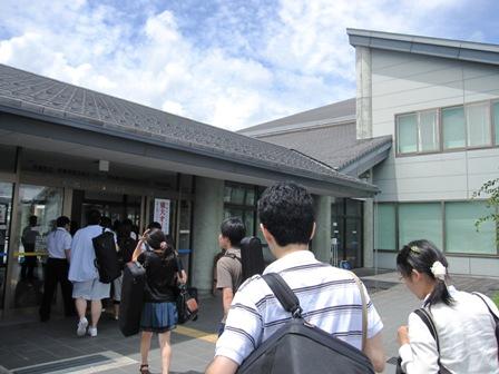 2009.8.2ぷらら入り口