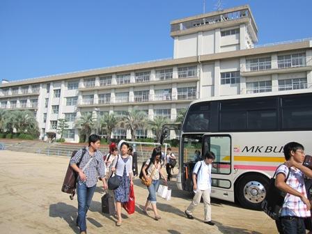 2009.8.3長尾南小学校
