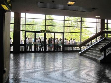 2009.8.4松山開場前