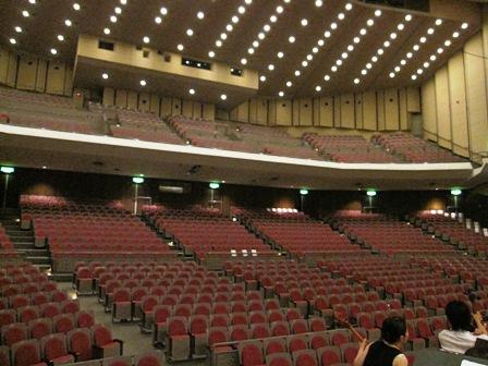 2009.8.4松山客席
