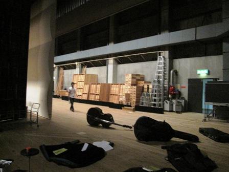 2009.8.4松山舞台袖