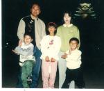 10年前の家族