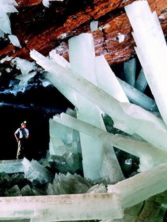 解明される巨大な水晶洞窟の神秘2