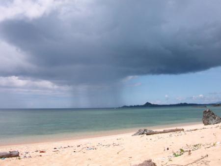 雨の境目2