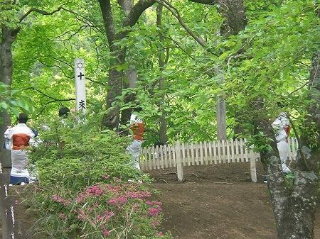 日本のキリストの墓2