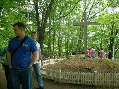 日本のキリストの墓4