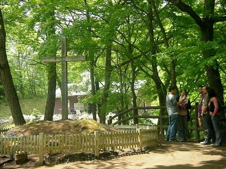 日本のキリストの墓3
