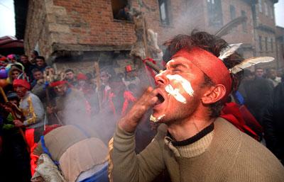 マケドニアの死体の謝肉祭5