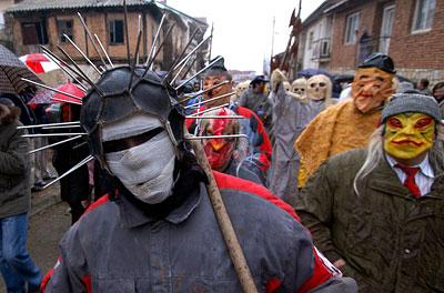 マケドニアの死体の謝肉祭3