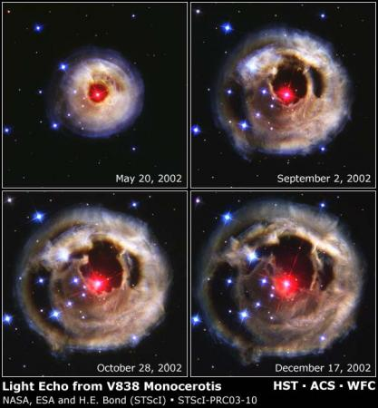 いっかくじゅう座の特異変光星