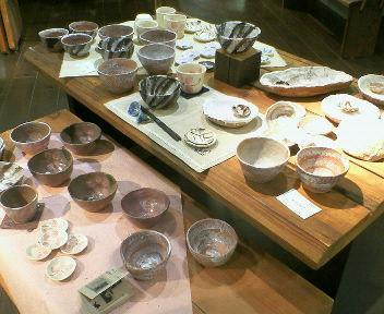 癒しの集い陶器