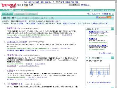 梅屋敷 ブログ検索 更新日時順