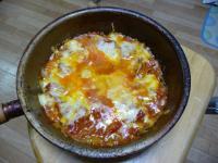 牡蠣のチーズ焼き1