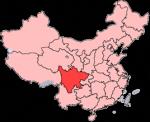 中国四川省