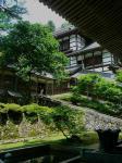 永平寺中庭