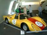 ダイハツP-5 1298ccで140馬力を発揮するのDOHCエンジンを搭載し最高速度245km/hを記録。68年日本グランプリでクラス優勝を果たしたダイハツのレーシングカーです。