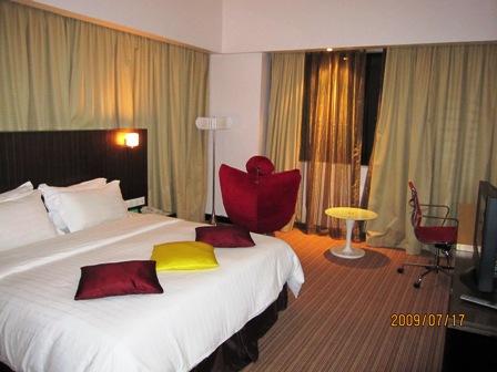 コタキナバルのホテル